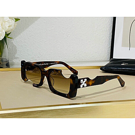 OFF WHITE AAA+ Sunglasses #452190 replica