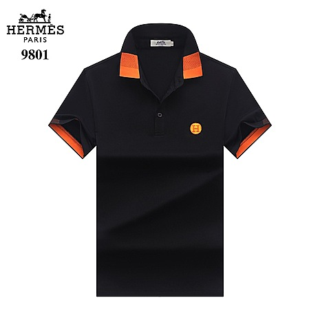 HERMES T-shirts for MEN #454307 replica