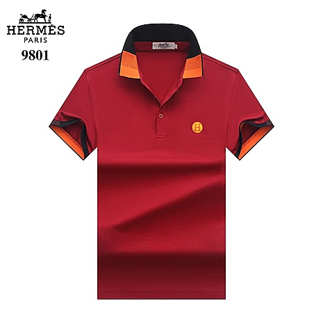 HERMES  T-shirts for MEN #454308 replica