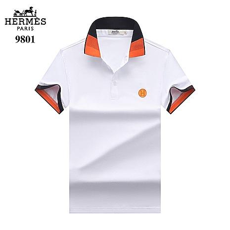 HERMES T-shirts for MEN #454309 replica