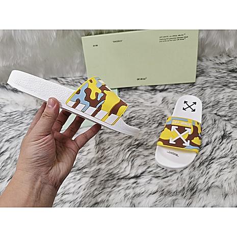 OFF WHITE shoes for men #455133 replica