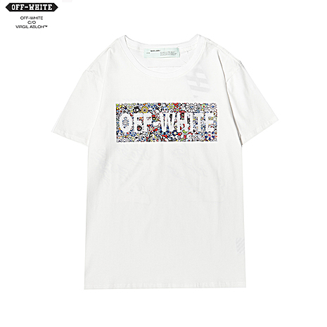 OFF WHITE T-Shirts for Men #455147 replica