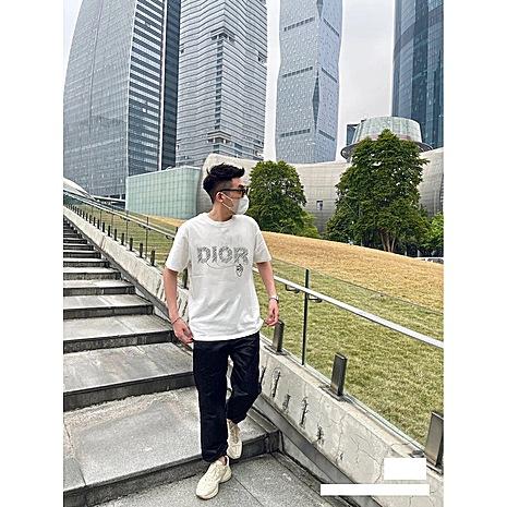 Dior T-shirts for men #455390 replica