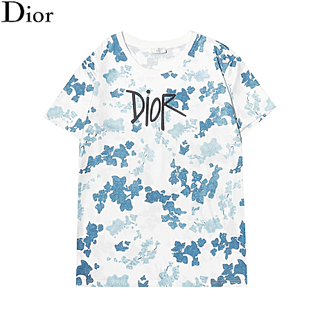 Dior T-shirts for men #455399 replica
