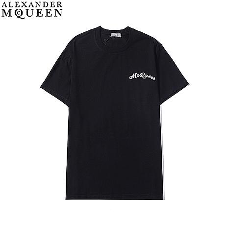 Alexander McQueen T-Shirts for Men #455402 replica