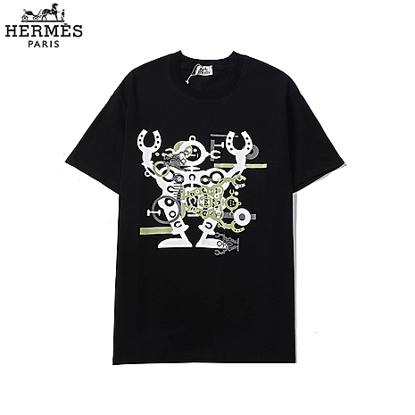 HERMES T-shirts for men #455406 replica