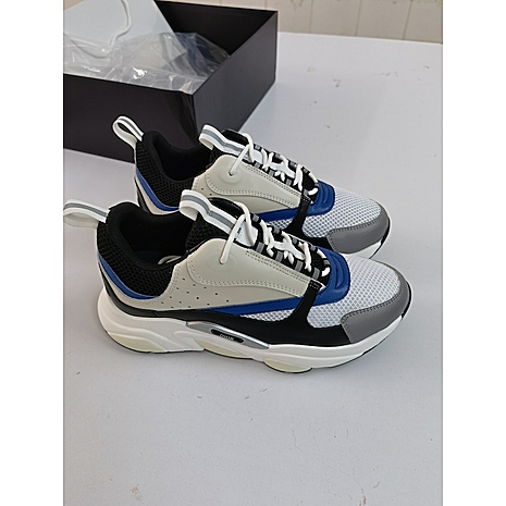 SPECIAL OFFER Dior shoes for men Size:US8.5=EUR42 #456184 replica