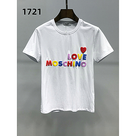 Moschino T-Shirts for Men #456490 replica