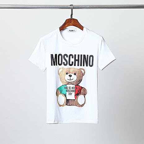 Moschino T-Shirts for Men #456491 replica
