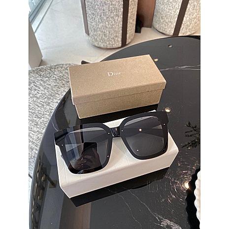 Dior AAA+ Sunglasses #456589 replica