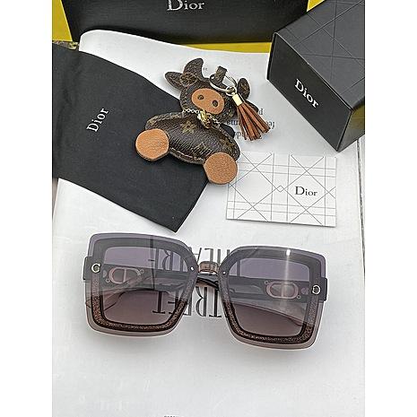 Dior AAA+ Sunglasses #456595 replica