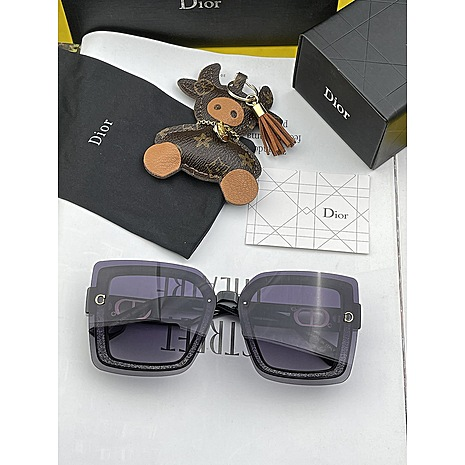 Dior AAA+ Sunglasses #456597 replica