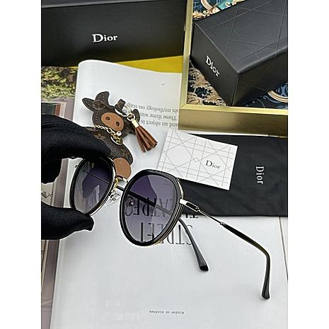 Dior AAA+ Sunglasses #456598 replica