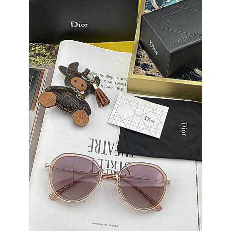 Dior AAA+ Sunglasses #456600 replica
