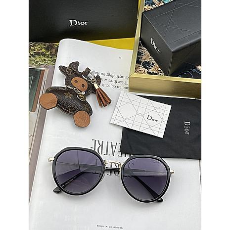 Dior AAA+ Sunglasses #456601 replica