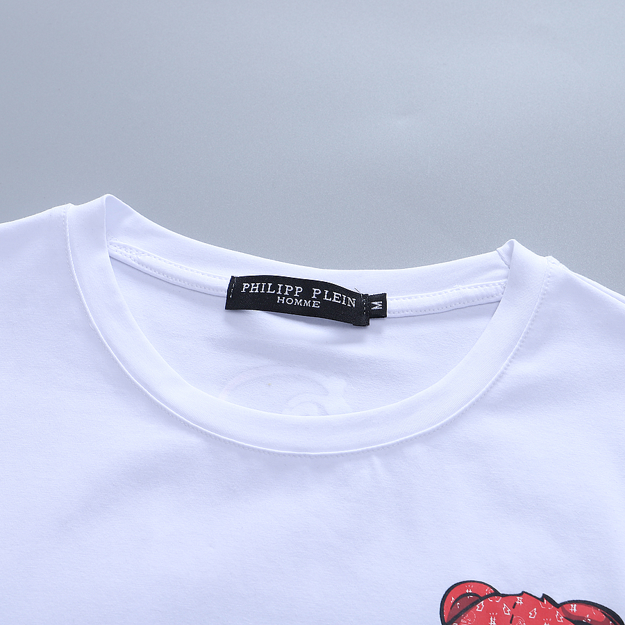 PHILIPP PLEIN  T-shirts for MEN #451992 replica