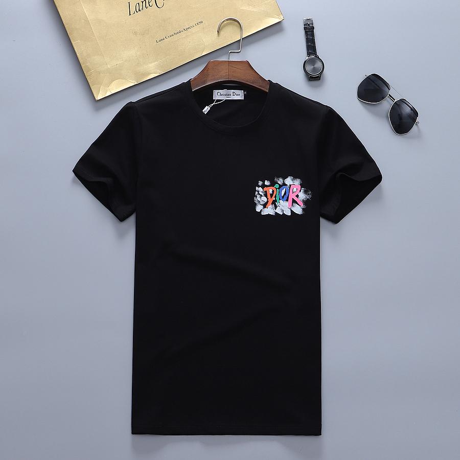 Dior T-shirts for men #452090 replica