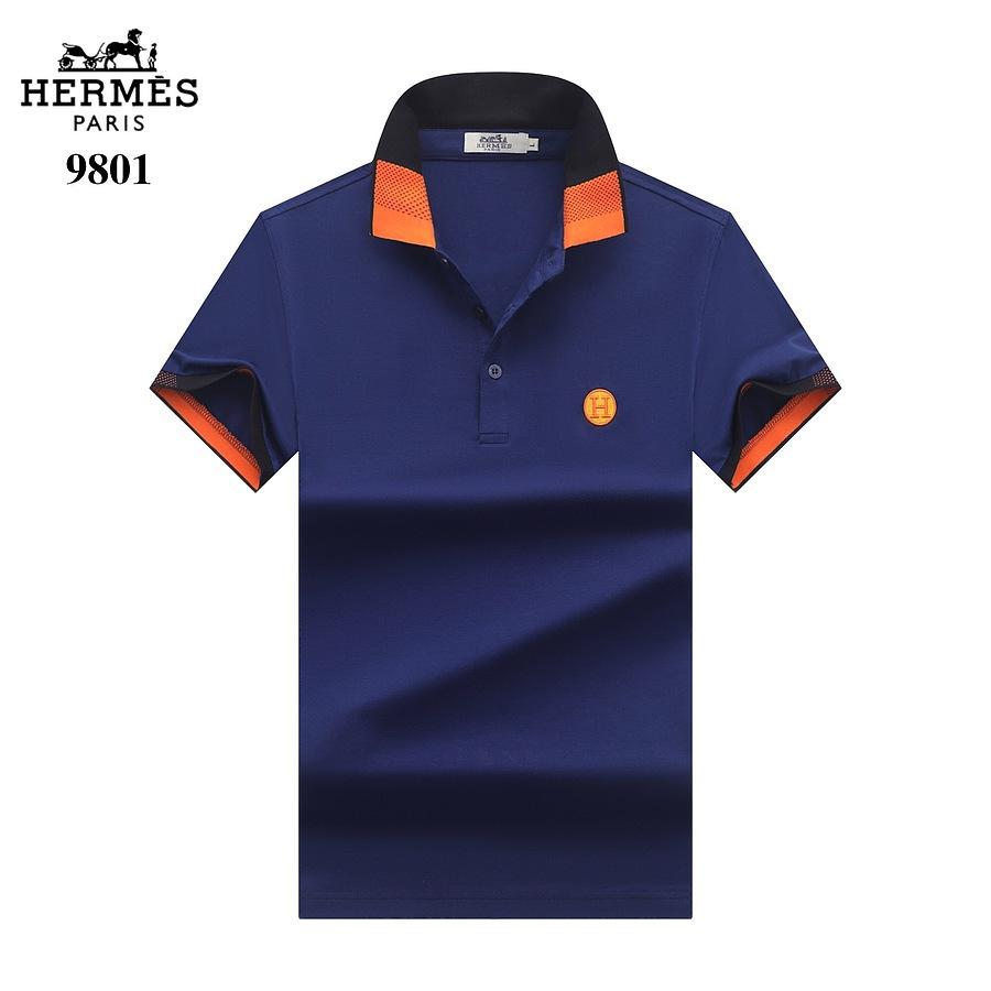 HERMES  T-shirts for MEN #454306 replica