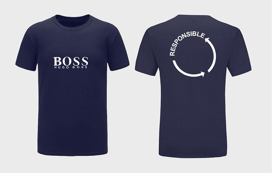 hugo Boss T-Shirts for men #454496 replica
