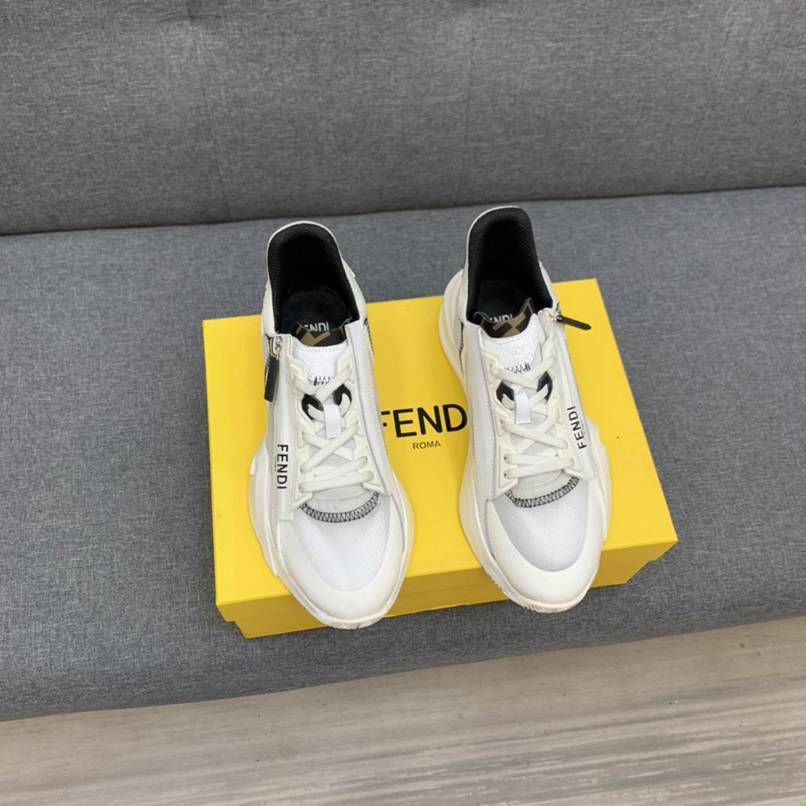 Fendi shoes for Men #454870 replica