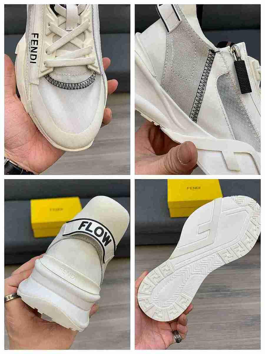 Fendi shoes for Men #454870 replica