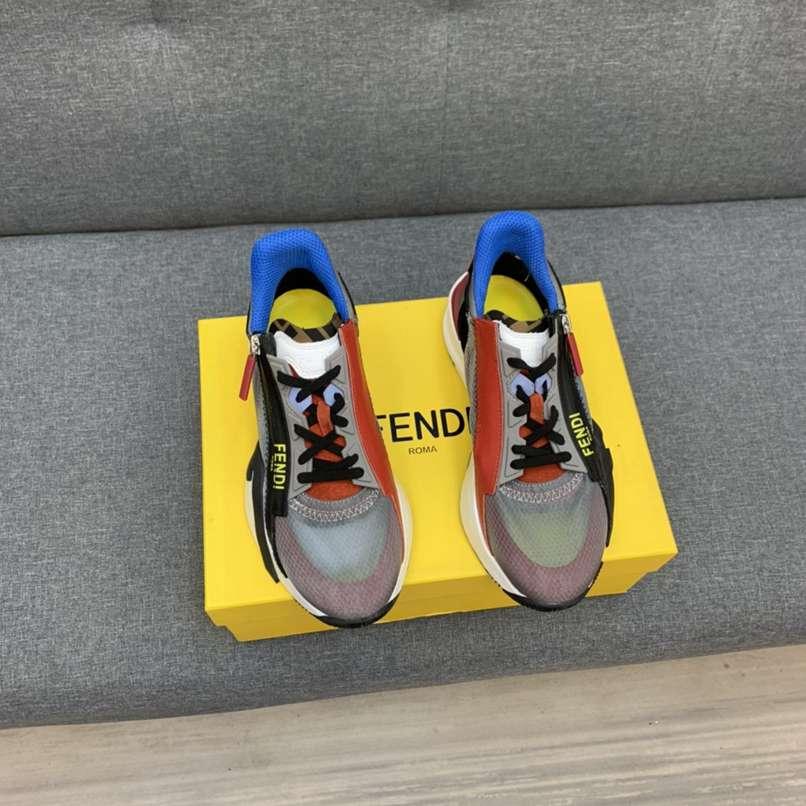 Fendi shoes for Men #454873 replica
