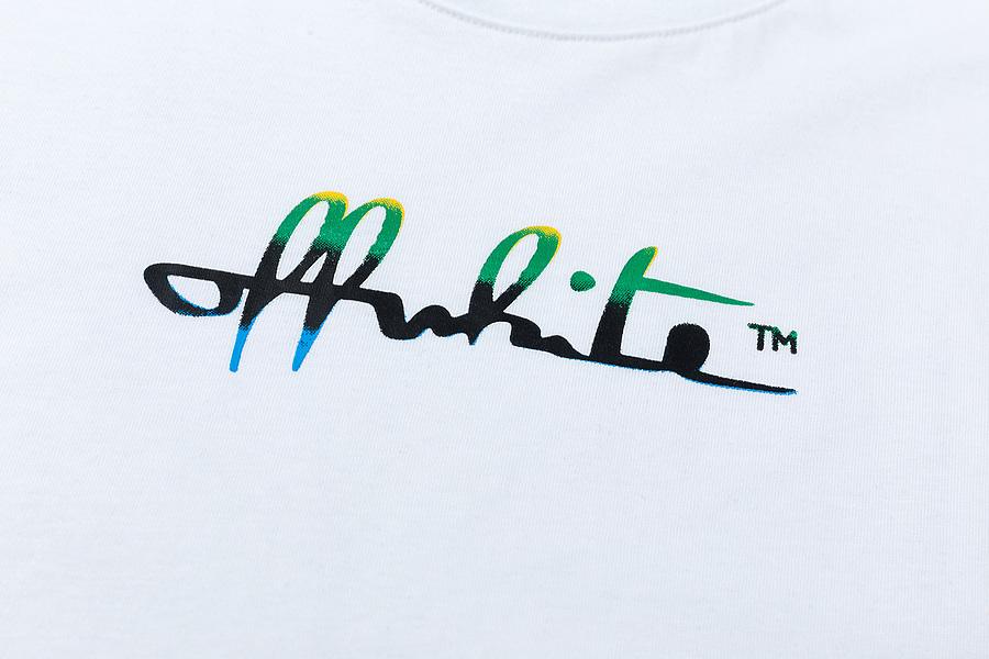 OFF WHITE T-Shirts for Men #454931 replica