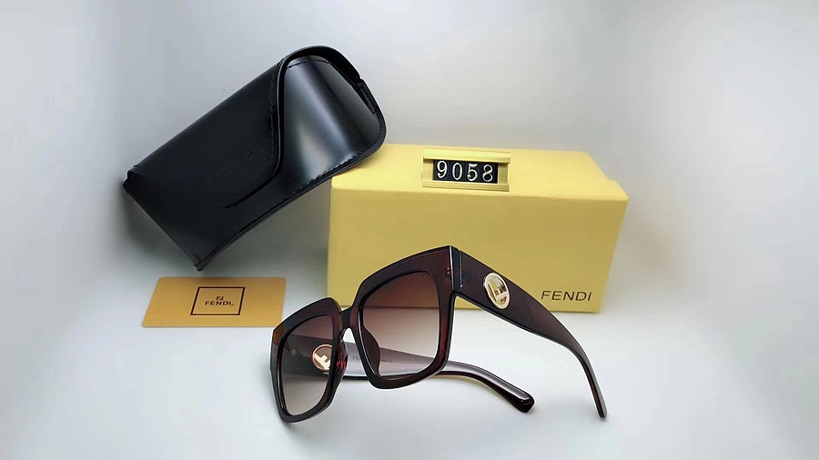Fendi Sunglasses #455055 replica