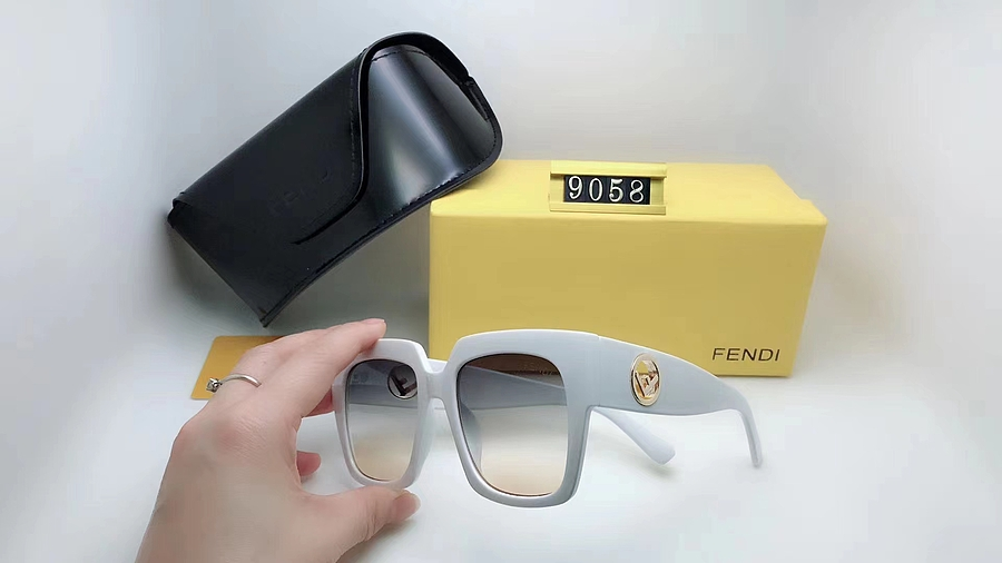Fendi Sunglasses #455057 replica