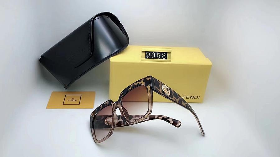 Fendi Sunglasses #455058 replica
