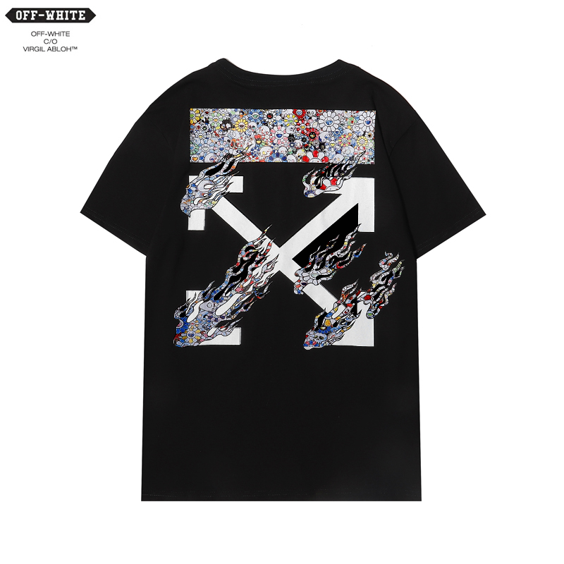 OFF WHITE T-Shirts for Men #455148 replica