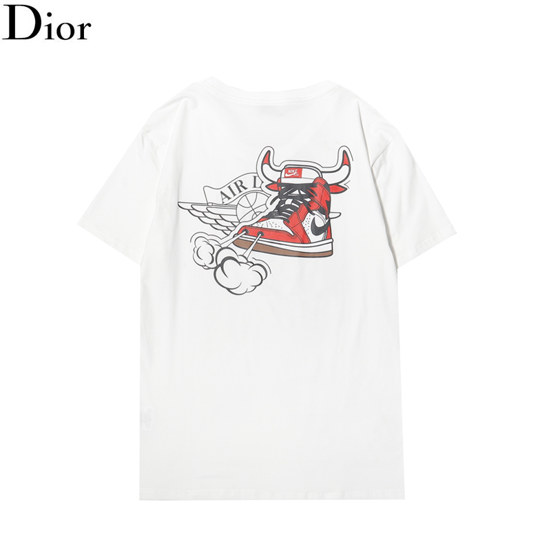 Dior T-shirts for men #455393 replica