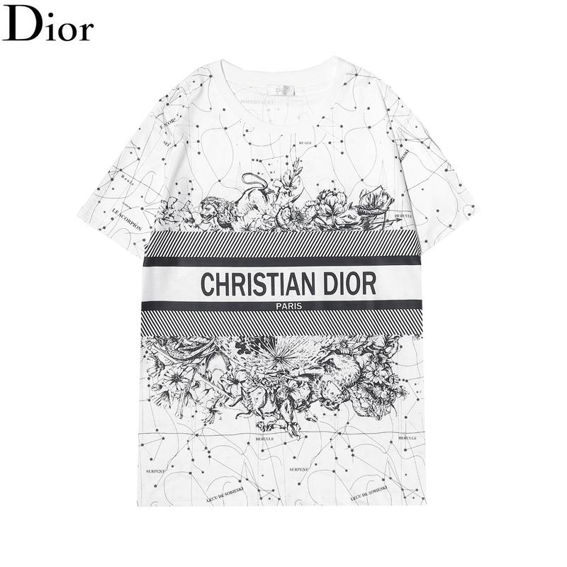 Dior T-shirts for men #455398 replica