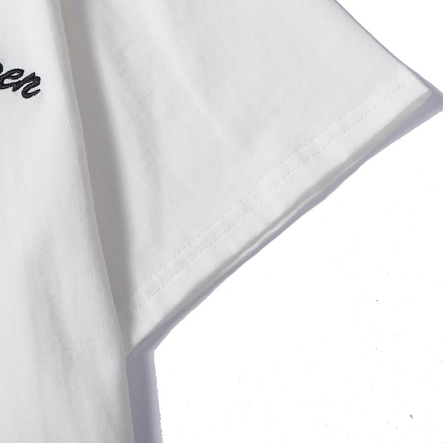 Alexander McQueen T-Shirts for Men #455403 replica
