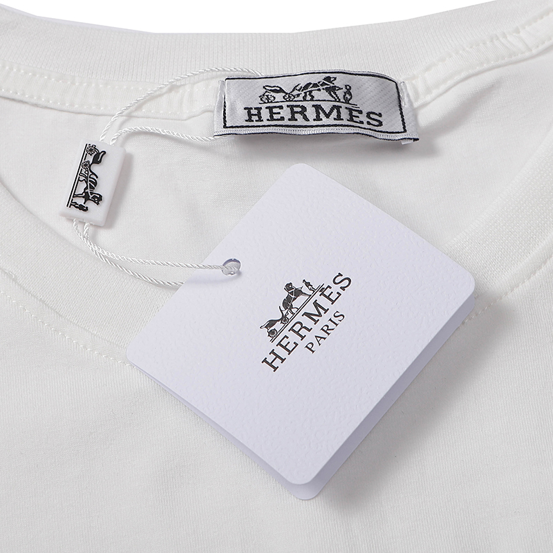 HERMES T-shirts for men #455407 replica