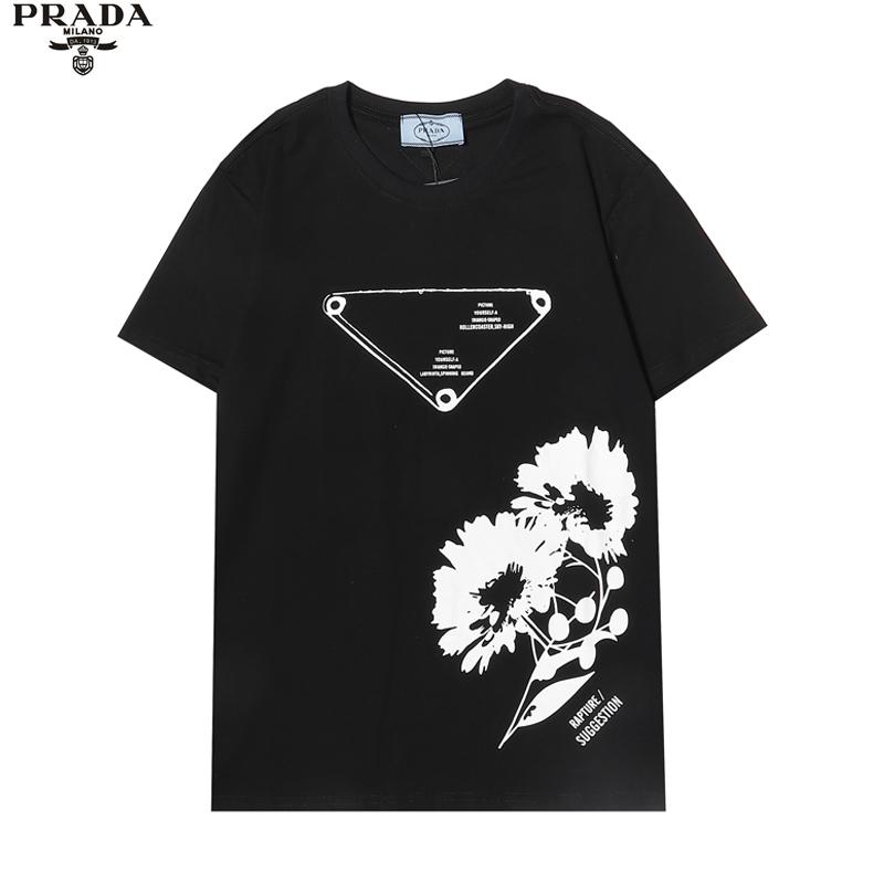 Prada T-Shirts for Men #455435 replica
