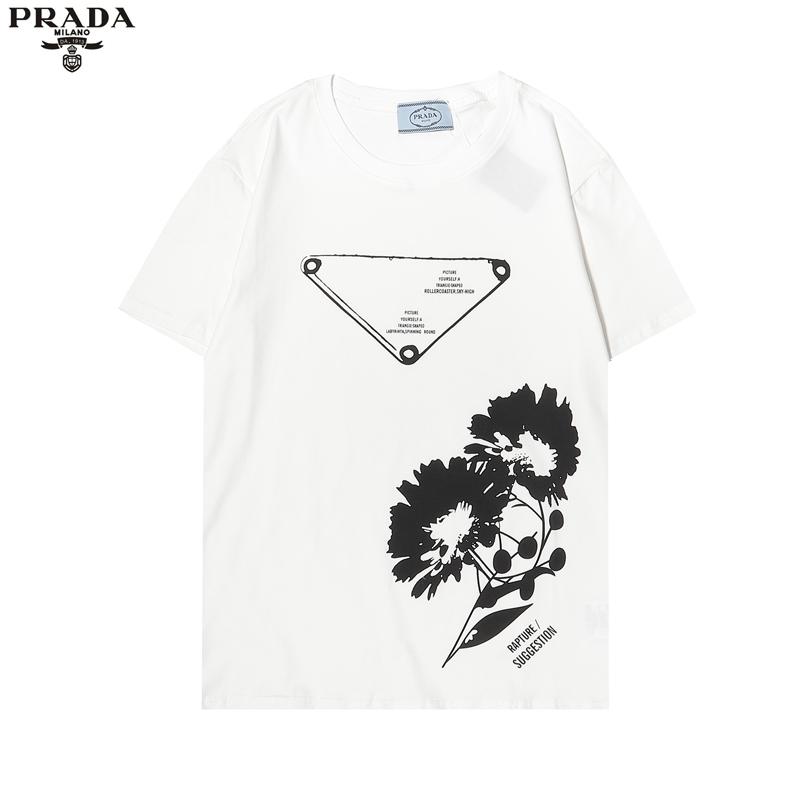 Prada T-Shirts for Men #455436 replica
