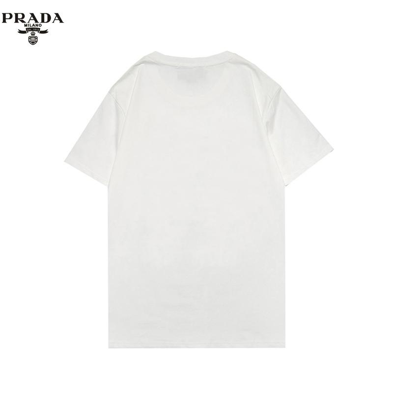 Prada T-Shirts for Men #455439 replica