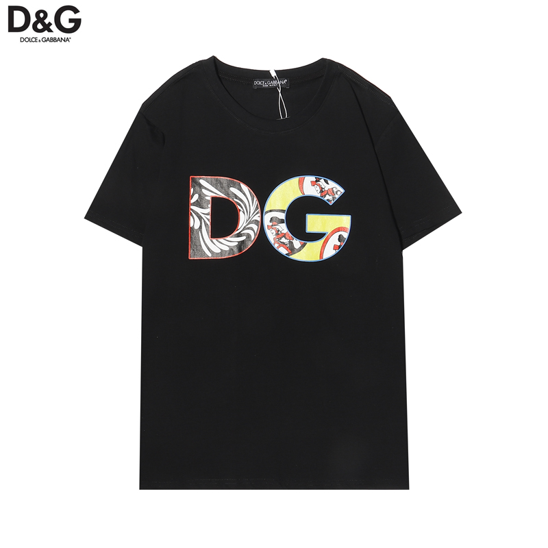 D&G T-Shirts for MEN #455445 replica