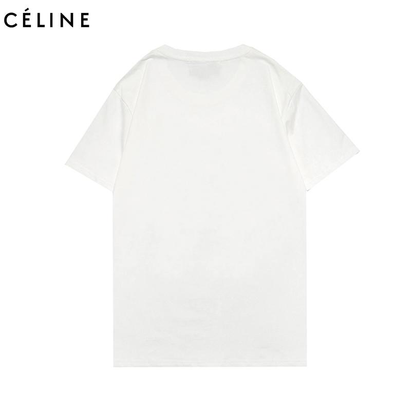 CELINE T-Shirts for MEN #455447 replica