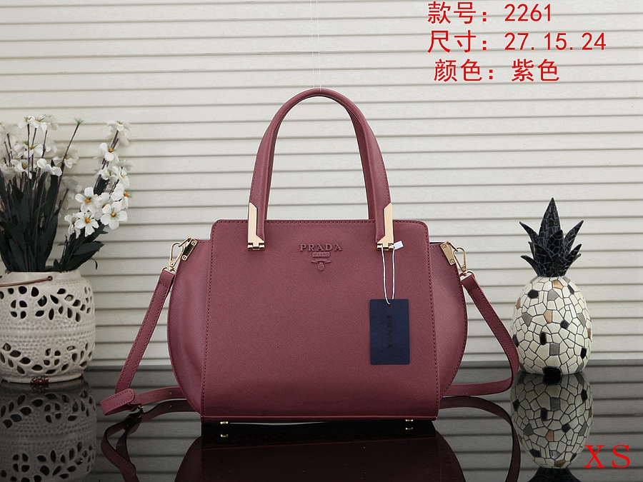 Prada Handbags #455452 replica