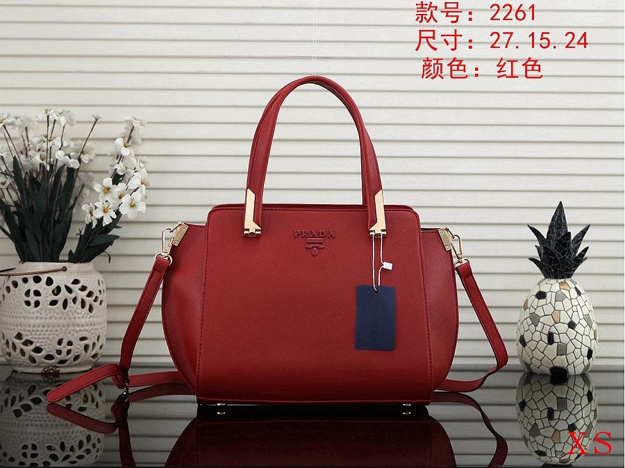 Prada Handbags #455456 replica