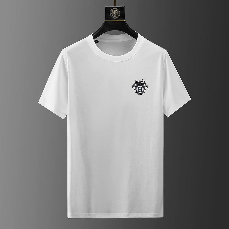 HERMES T-shirts for men #455655 replica