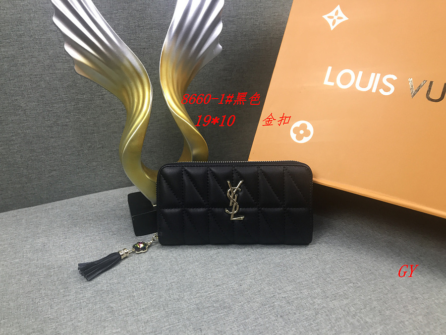 YSL Wallets #455678 replica