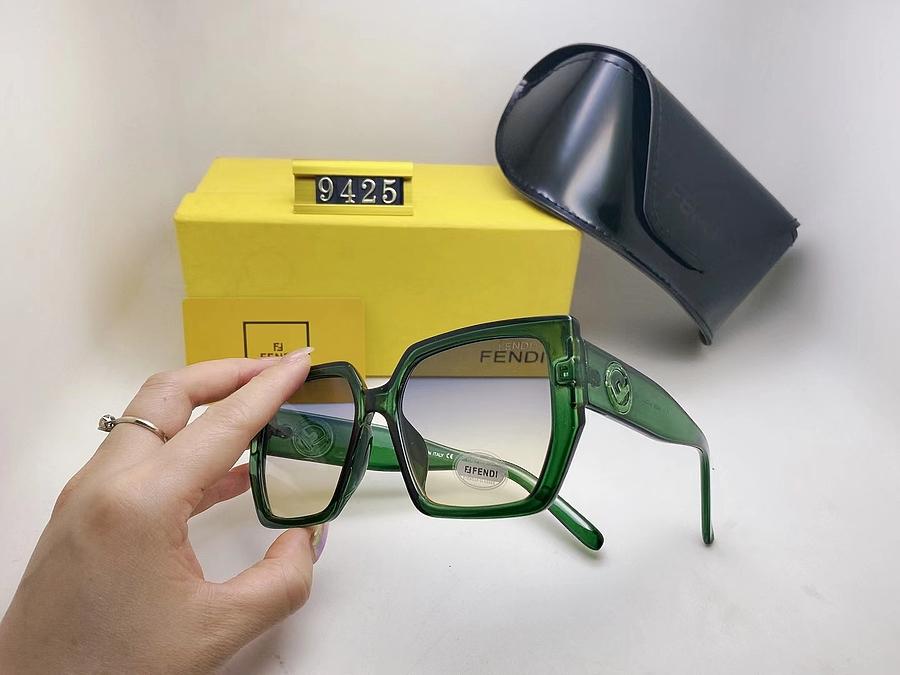 Fendi Sunglasses #455717 replica