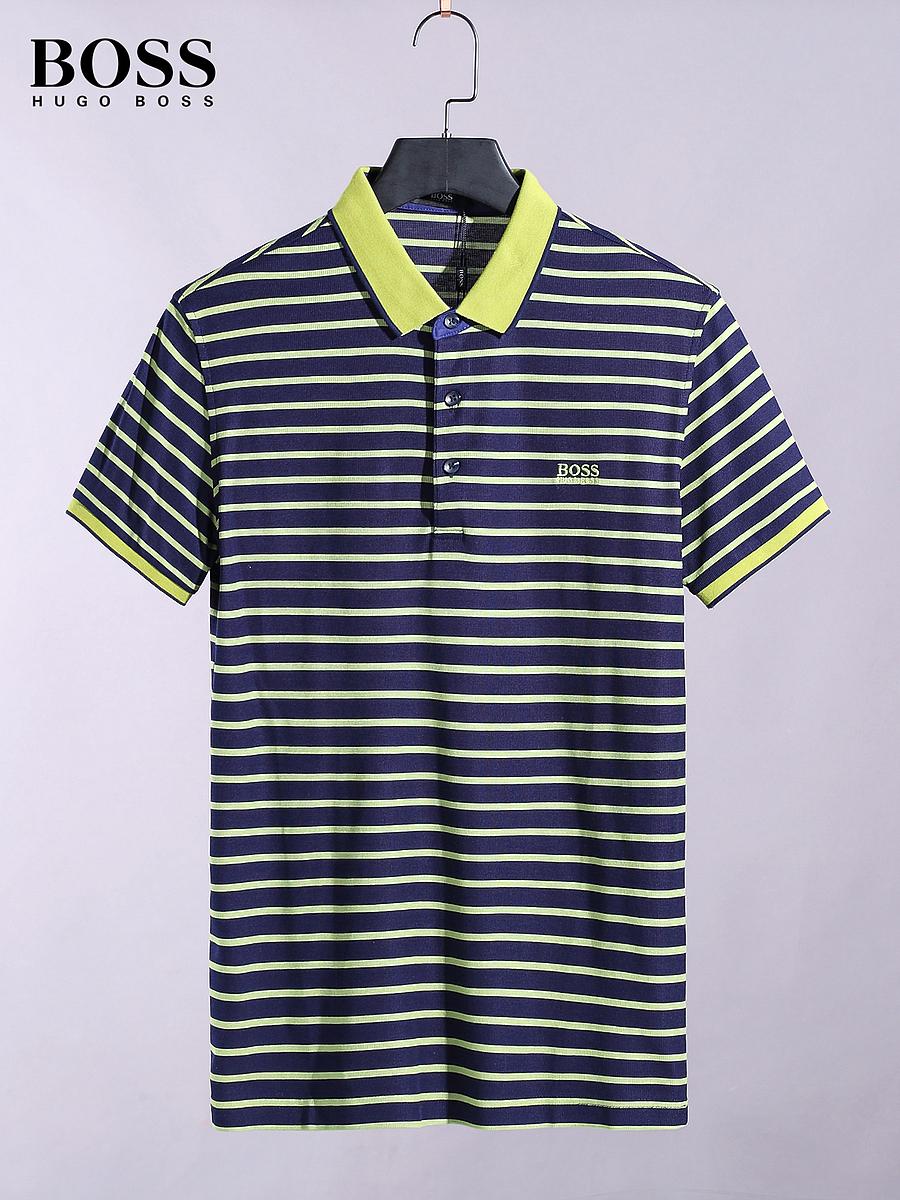 hugo Boss T-Shirts for men #455806 replica