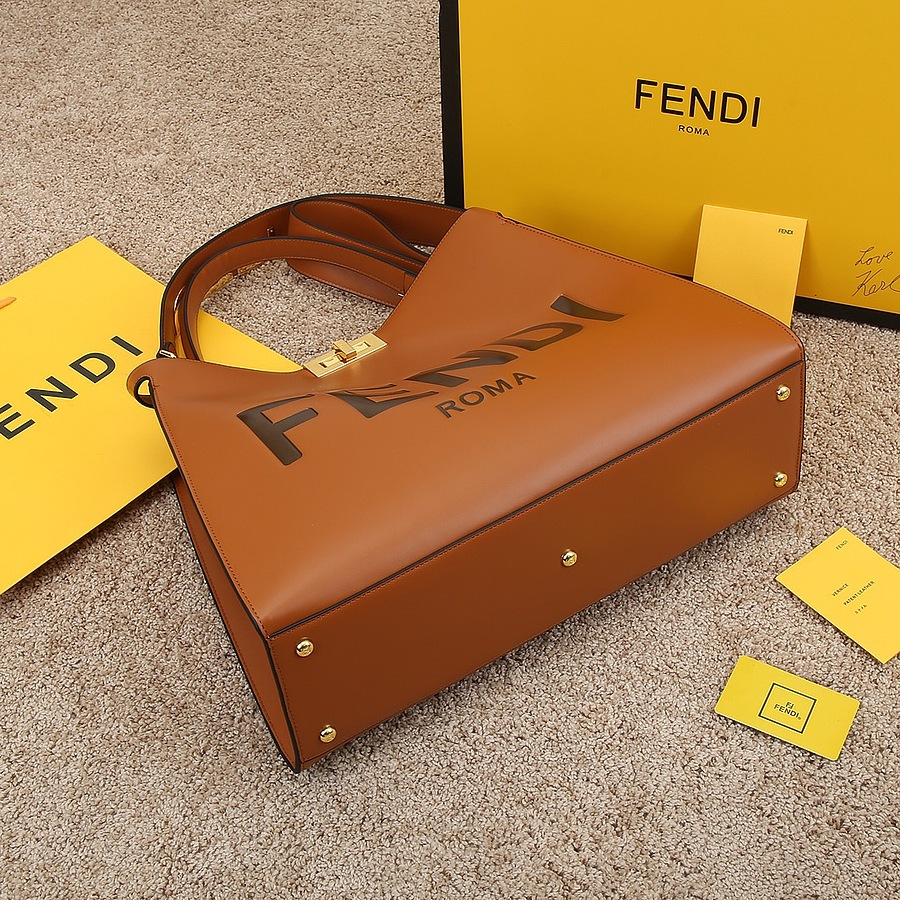 Fendi AAA+ Handbags #456145 replica