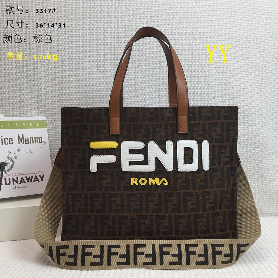 Fendi Handbags #456151 replica