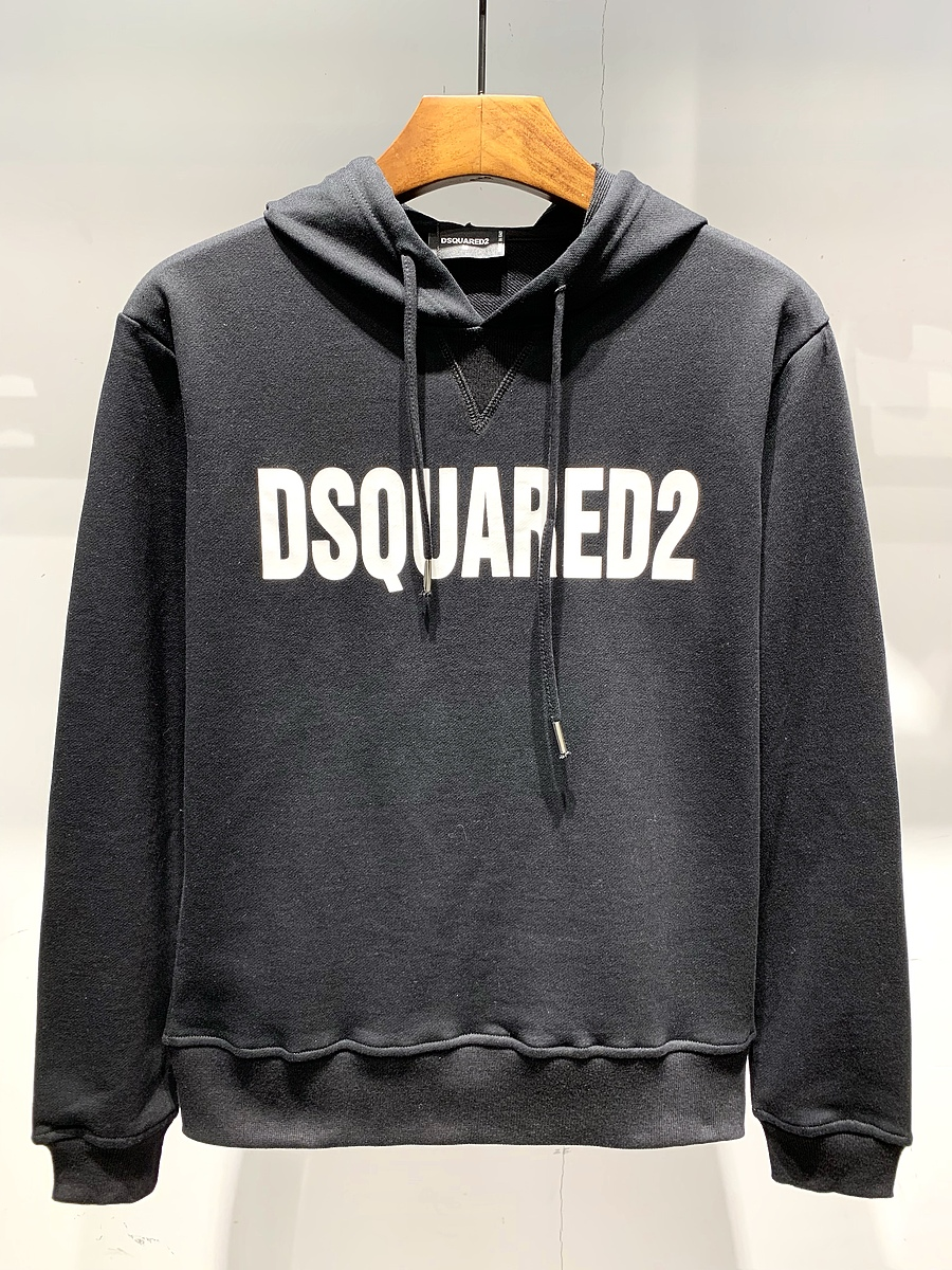 SPECIAL OFFER Dsquared2 Hoodies for MEN Size:XXL #456182 replica