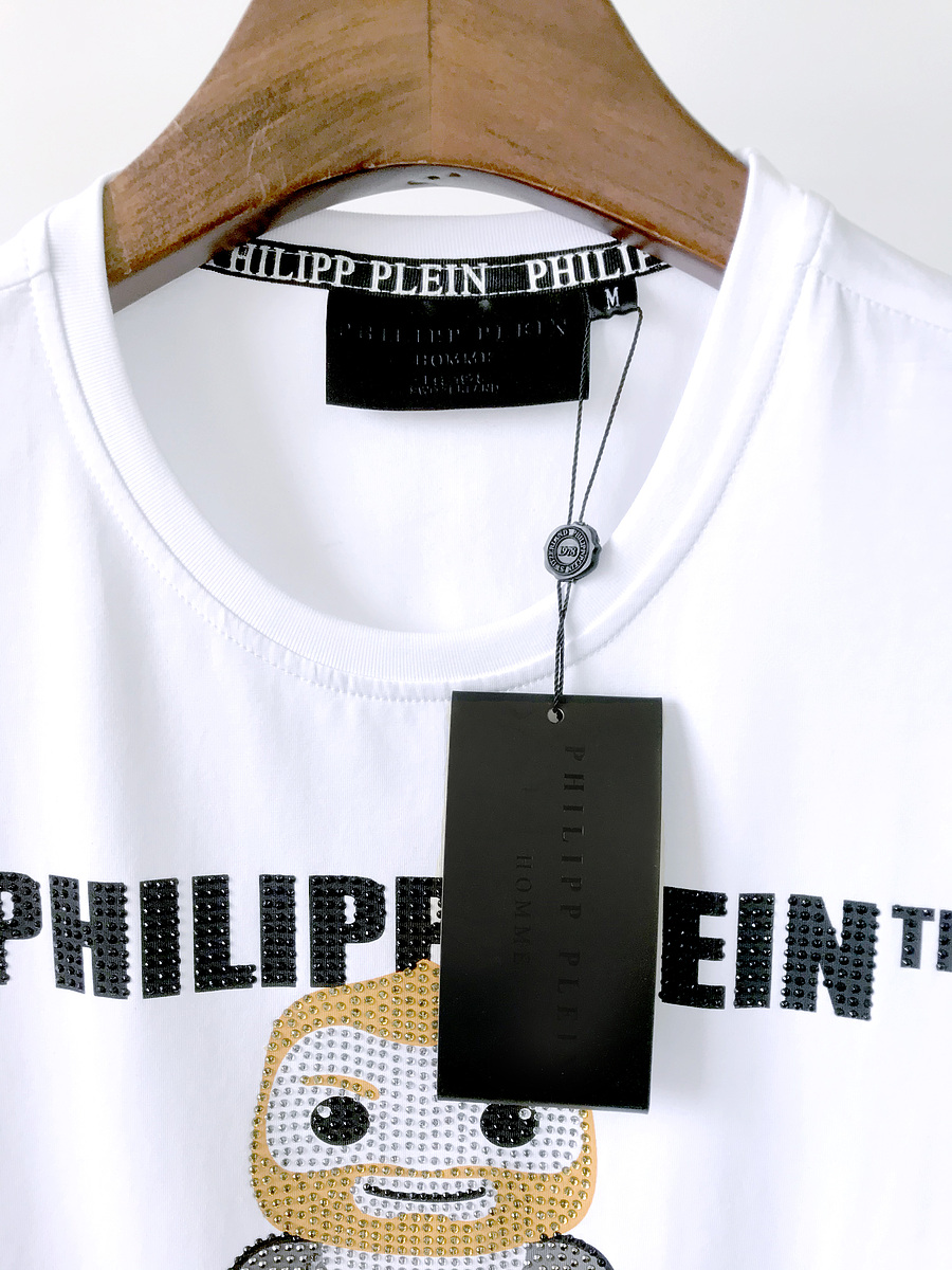PHILIPP PLEIN  T-shirts for MEN #456322 replica